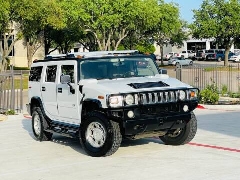 2003 HUMMER H2 for sale at Texas Drive Auto in Dallas TX