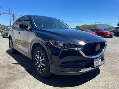2018 Mazda CX-5 for sale at Guy Strohmeiers Auto Center in Lakeport CA