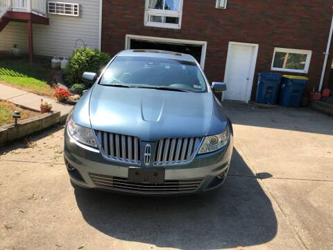 2010 Lincoln MKS for sale at Stan's Auto Sales Inc in New Castle PA