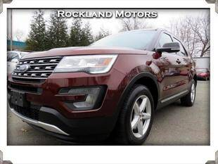 2016 Ford Explorer for sale at Rockland Automall - Rockland Motors in West Nyack NY