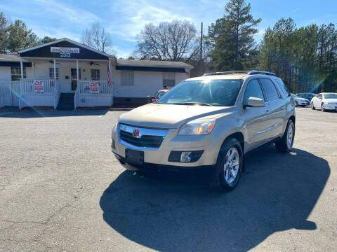 2008 Saturn Outlook for sale at CVC AUTO SALES in Durham NC