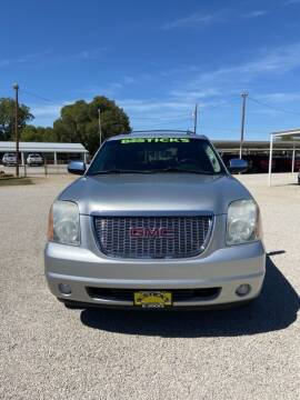 2012 GMC Yukon for sale at Bostick's Auto & Truck Sales LLC in Brownwood TX
