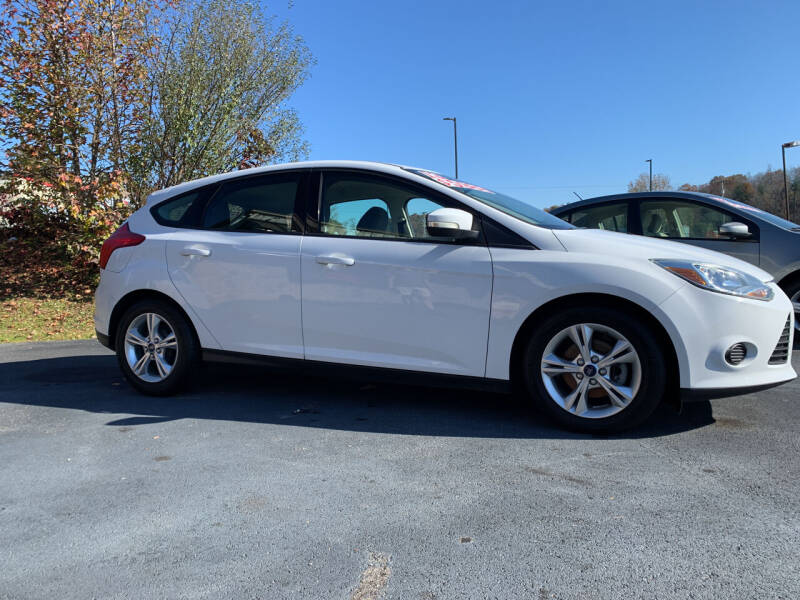 2013 Ford Focus for sale at MARLAR AUTO MART SOUTH in Oneida TN