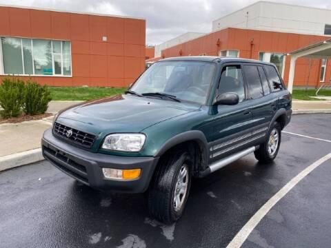 1998 Toyota RAV4 for sale at Washington Auto Loan House in Seattle WA