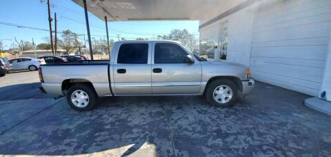 2007 GMC Sierra 1500 Classic for sale at Bill Bailey's Affordable Auto Sales in Lake Charles LA
