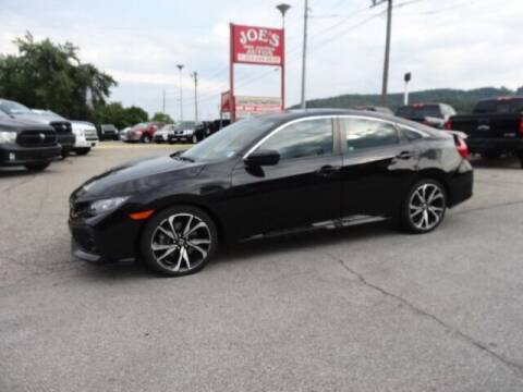 2017 Honda Civic for sale at Joe's Preowned Autos in Moundsville WV