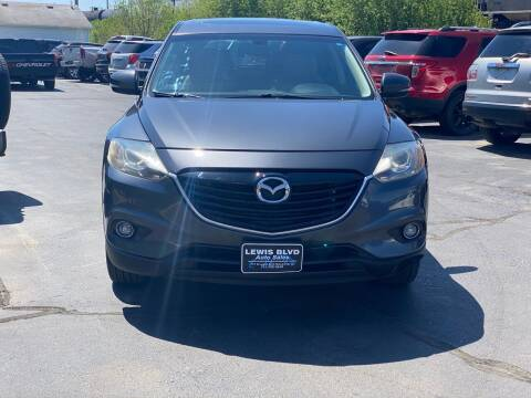 2014 Mazda CX-9 for sale at Lewis Blvd Auto Sales in Sioux City IA