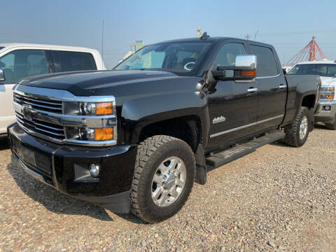 2015 Chevrolet Silverado 3500HD for sale at Truck Buyers in Magrath AB