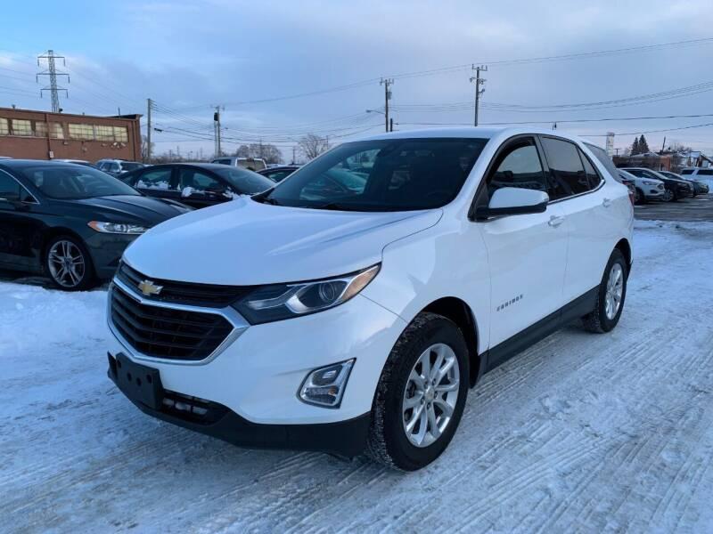 2019 Chevrolet Equinox for sale at Crooza in Dearborn MI