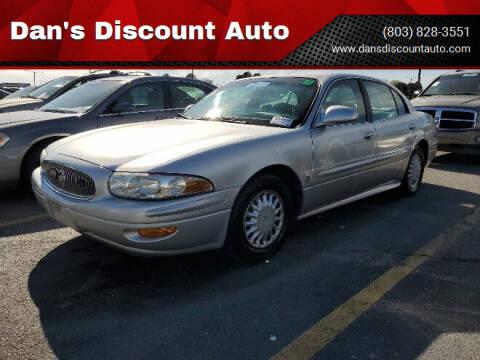 2001 Buick LeSabre for sale at Dan's Discount Auto in Gaston SC