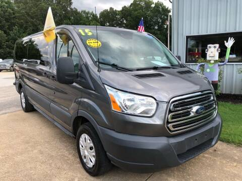 2015 Ford Transit Passenger for sale at Torx Truck & Auto Sales in Eads TN