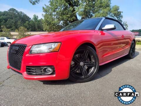 2012 Audi S5 for sale at Carma Auto Group in Duluth GA