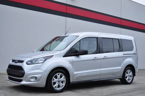 2015 Ford Transit Connect Wagon for sale at Vision Motors, Inc. in Winter Garden FL