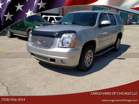 2011 GMC Yukon for sale at Cargo Vans of Chicago LLC in Mokena IL