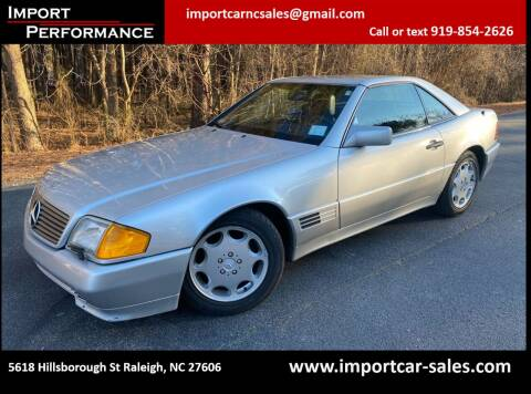 1991 Mercedes-Benz 300-Class for sale at Import Performance Sales in Raleigh NC