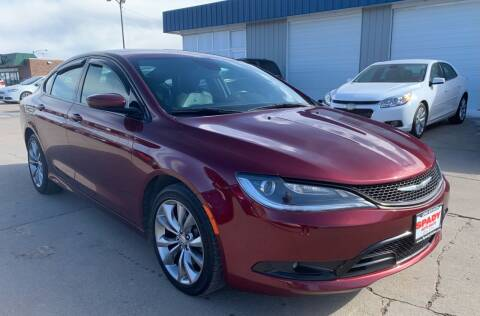 2015 Chrysler 200 for sale at Spady Used Cars in Holdrege NE
