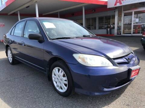 2005 Honda Civic for sale at Autos Only Burien in Burien WA