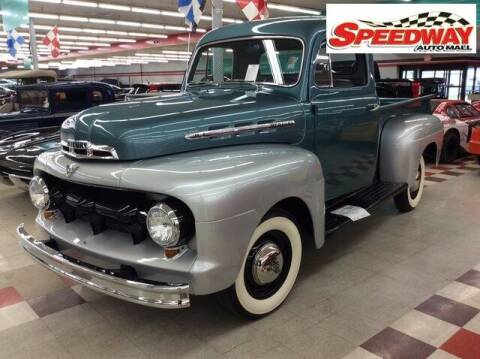 1951 Mercury n/a for sale at SPEEDWAY AUTO MALL INC in Machesney Park IL