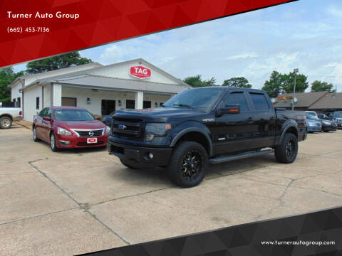 2013 Ford F-150 for sale at Turner Auto Group in Greenwood MS
