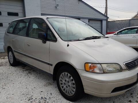 1997 Honda Odyssey for sale at Motor Pool Operations in Hainesport NJ