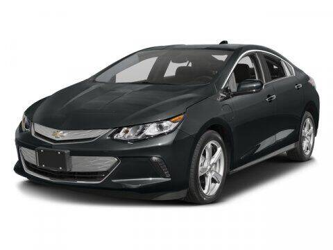 2017 Chevrolet Volt for sale at HILAND TOYOTA in Moline IL