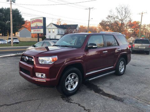 2012 Toyota 4Runner for sale at Beachside Motors, Inc. in Ludlow MA