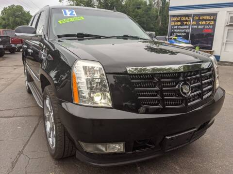 2011 Cadillac Escalade for sale at GREAT DEALS ON WHEELS in Michigan City IN