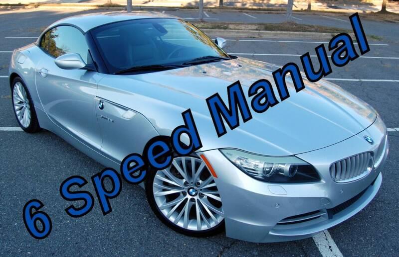 2012 BMW Z4 for sale at Bimmer Sales LTD in Great Falls VA