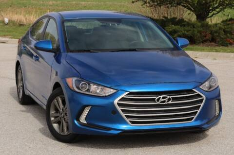 2018 Hyundai Elantra for sale at Big O Auto LLC in Omaha NE