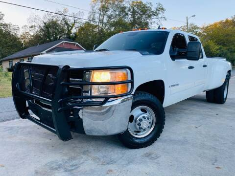 2007 Chevrolet Silverado 3500HD for sale at Cobb Luxury Cars in Marietta GA