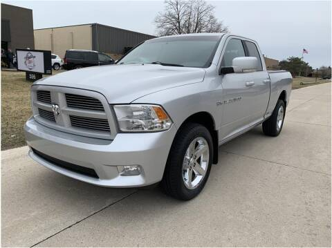 2011 RAM Ram Pickup 1500 for sale at Metro Car Co. in Troy MI