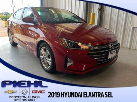 2019 Hyundai Elantra for sale at Piehl Motors - PIEHL Chevrolet Buick Cadillac in Princeton IL