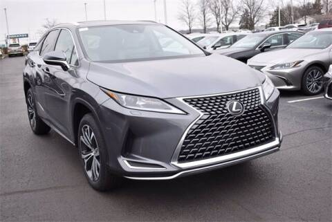 2021 Lexus RX 350 for sale at BOB ROHRMAN FORT WAYNE TOYOTA in Fort Wayne IN