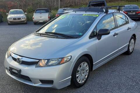 2009 Honda Civic for sale at Bik's Auto Sales in Camp Hill PA