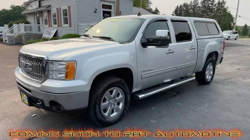 2011 GMC Sierra 1500 for sale at RBT Automotive LLC in Perry OH