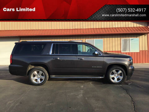 2016 Chevrolet Suburban for sale at Cars Unlimited in Marshall MN