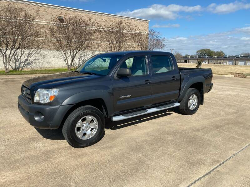 2009 Toyota Tacoma for sale at Pitt Stop Detail & Auto Sales in College Station TX