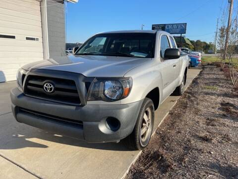 2007 Toyota Tacoma for sale at NATIONAL CAR AND TRUCK SALES LLC - National Car and Truck Sales in Concord NC