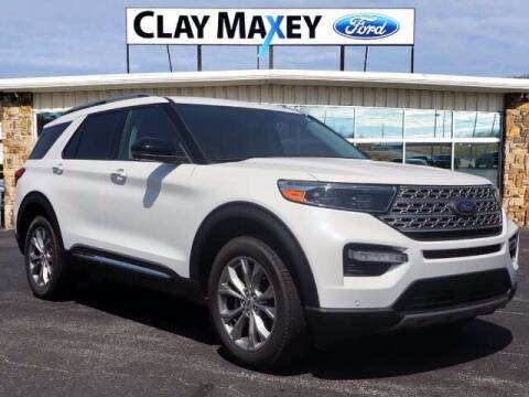 2021 Ford Explorer for sale at Clay Maxey Ford of Harrison in Harrison AR
