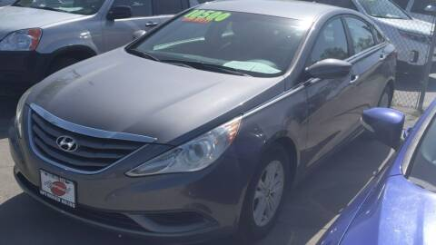 2011 Hyundai Sonata for sale at Approved Autos in Bakersfield CA