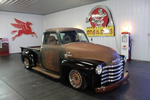 1950 Chevrolet 3100 CUSTOM for sale at Belmont Classic Cars in Belmont OH