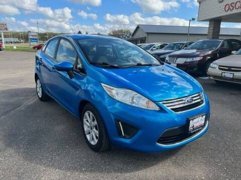 2012 Ford Fiesta for sale at Osceola Auto Sales and Service in Osceola WI