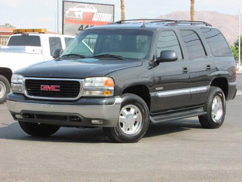 2003 GMC Yukon for sale at Best Auto Buy in Las Vegas NV