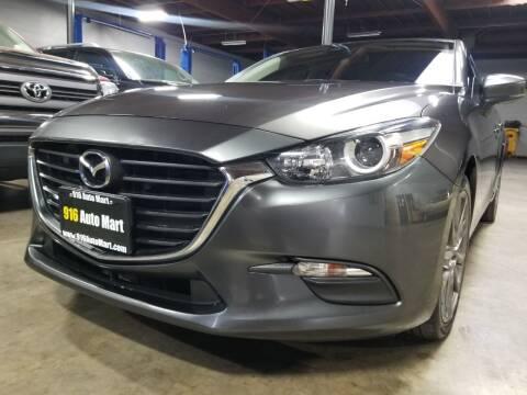 2018 Mazda MAZDA3 for sale at 916 Auto Mart ONLY $399 DOWN!!!* in Sacramento CA
