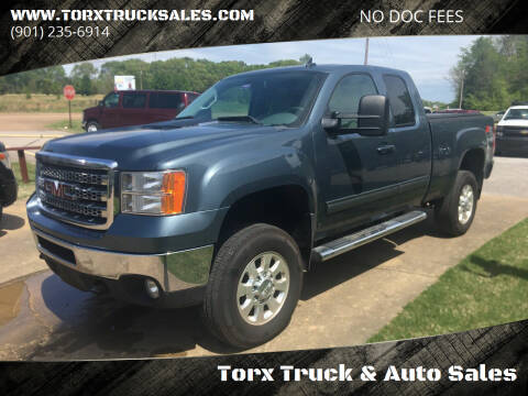 2013 GMC Sierra 2500HD for sale at Torx Truck & Auto Sales in Eads TN