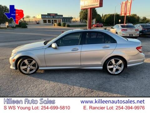 2011 Mercedes-Benz C-Class for sale at Killeen Auto Sales in Killeen TX