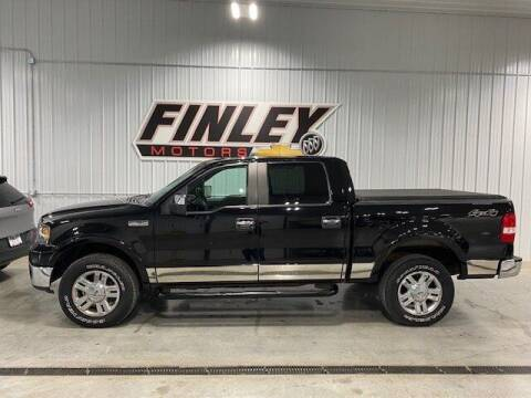 2007 Ford F-150 for sale at Finley Motors in Finley ND
