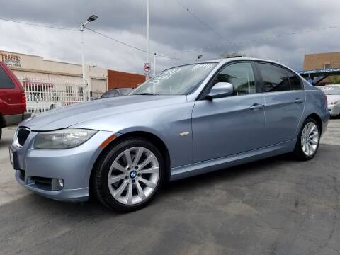 2011 BMW 3 Series for sale at Olympic Motors in Los Angeles CA
