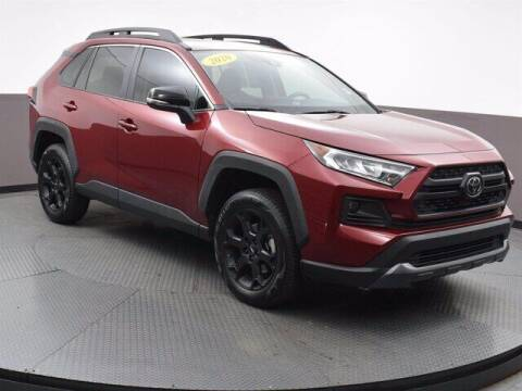2020 Toyota RAV4 for sale at Hickory Used Car Superstore in Hickory NC