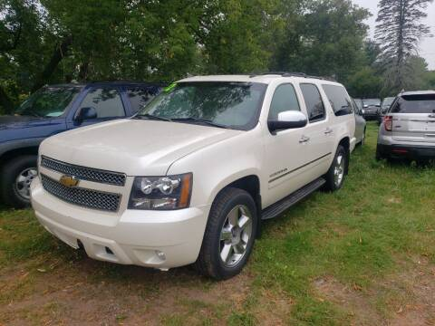 2012 Chevrolet Suburban for sale at WB Auto Sales LLC in Barnum MN